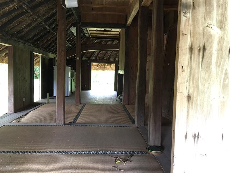 県指定新盛家住宅7
