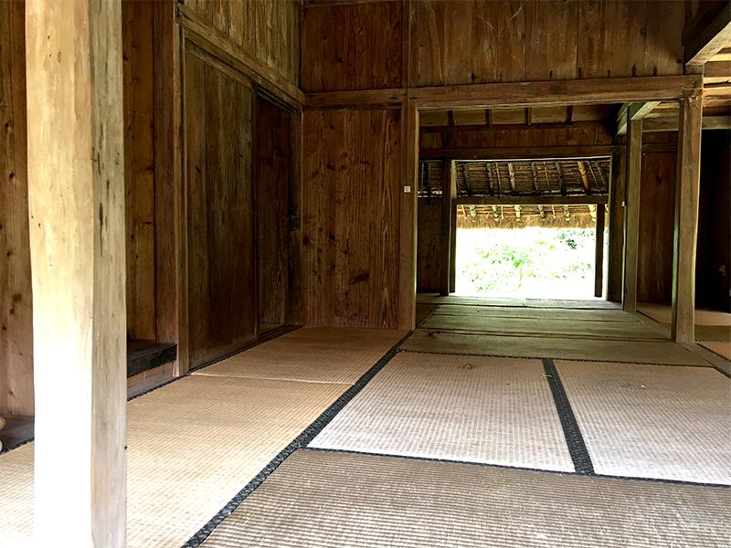 県指定新盛家住宅8