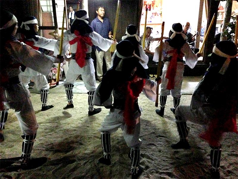 【竹富島】旧盆の行事7