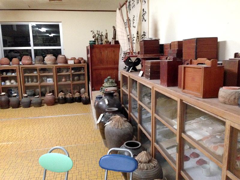 日本最南端のお寺「喜宝院」と「蒐集館(しゅうしゅうかん)」3