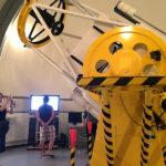 口径105cm光学赤外線望遠鏡