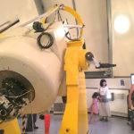 九州最大の口径105cm光学赤外線望遠鏡