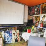 昭和シネマ茶屋スクリーン